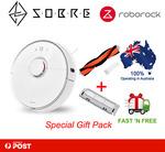 [eBay Plus] Roborock S50 Robot Vacuum Cleaner $566.95 Delivered (Was $629) + Special Gift Pack @ SOBRE eBay Store