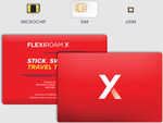 14% Bonus Credit on Flexiroam Starter Kits, $15.18 AUD / $10 USD + Shipping @ CallCloud