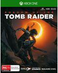 [XB1, PS4] Shadow of The Tomb Raider $9 @ JB Hi-Fi