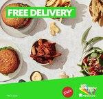 Free Delivery (No Minimum Order) at Grill'd via Menulog