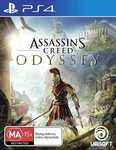 [PS4, XB1] Assassin's Creed Odyssey for $29 + Delivery ($0 with Prime/ $39 Spend) @ Amazon AU