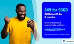 Circles.life $49 for 3-Month Sim Plan with Total of 90GB Data (30GB/Month) @ Groupon
