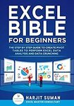 [eBook] Free - Excel Bible for Beginners: The Step by Step Guide | Constipation: Kick It Naturally $0 @ Amazon AU / US