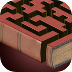 [iOS] Free - The Book of Mazes - 1st Person Maze Game @ Apple App Store