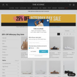 25% off Afterpay Day Sale @ The ICONIC