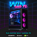 Win a Custom RTX 3080 Gaming PC from PLE