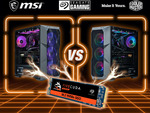Win a Seagate FireCuda 510 or FireCuda 520 Build PC Worth Up to $2,970 from Seagate