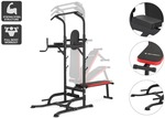 [Pre Order] Fortis Home Gym Multi-Function Power Tower $129 + Delivery @ Kogan