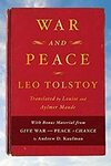 [eBook] Free: War and Peace by Leo Tolstoy @ Amazon AU / US