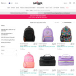50% Off Selected Items - Drink Bottles $8.97, Stationery Kits $11.47, Backpacks $32.47 + Shipping (Free over $100) @ Smiggle