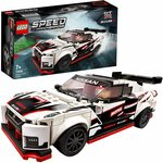 LEGO Speed Champions (Nissan GT-R 76896 / Ferrari F8 76895) $20 + $5.99 Delivery ($0 with Prime / $39 Spend) @ Amazon AU