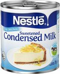 Nestle Sweetened Condensed Milk, 395g $2 + Delivery ($0 with Prime/ $39 Spend) @ Amazon AU