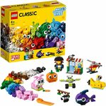 LEGO Classic Bricks and Eyes 11003 $20 + Delivery ($0 with Prime/ $39 Spend) @ Amazon AU