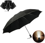 Xiaomi Zudou Umbrella with LED - Black for $39 + Free Shipping @ PCMarket