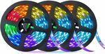 49.2ft LED Strip Lights OxyLED Music Sync Color Changing Light $46.79 Delivered (Was $51.99) @ THOUSANDSHORES Inc via Amazon Au
