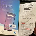Telstra Oppo AX5 64GB (Prepaid, Locked) $45 @ Kmart