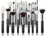 Up to 32% off Jessup Pro Makeup Brushes T175 25pcs $31.71 (Was $47.13) + Delivery ($0 with Prime/ $39 Spend) @ Jessup Amazon AU