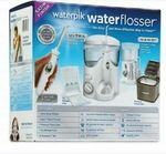 [Afterpay] Waterpik Waterflosser Ultra and Nano Water Flosser + Travel Case Combo Pack $117.42 Delivered @ Ausbazzar eBay