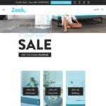 20% off Storewide (Pillows, Mattresses, Bedding), Free Delivery @ Zeek