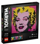 LEGO Art Andy Warhol's Marilyn Monroe 31197 $39 + Delivery @ Target (Online Only)
