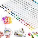 40% off Acrylic Paint Marker Pens $13.19 Delivered @ Jornarshar-AU via Amazon AU