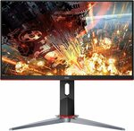"""AOC 24G2 24"""" Frameless Gaming IPS Monitor, FHD 1080P, 1ms 144Hz $255 Delivered @ Harris Tech via Amazon AU"""