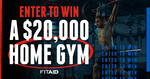Win $20,000 Worth of Home Gym Equipment from LIFEAID Beverage Co