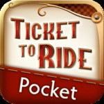 Ticket to Ride Pocket for iOS (Free for a Limited Time, was $1.99)