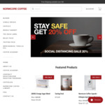 20% off Coffee @ Normcore Coffee