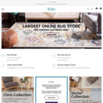 15% off Sitewide (Minimum $99 Spend) + Free Shipping @ The Rugs