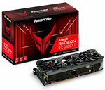 PowerColor Radeon RX 6800 XT Red Devil OC 16GB RDNA 2 Graphics Card $1899 + Delivery @ PC Case Gear