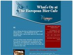 European Bier Cafe by One Get One Free Dinner - VIC