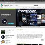 Poweramp (Android Music Player) Half Price Sale Now $2.49