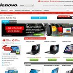 10% off Everything on Lenovo Online Shop (with Free Shipping) [Coupon Code]