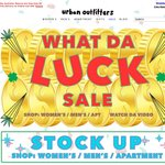 "Urban Outfitters ""What Da Luck"" Sale"