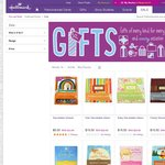 Hallmark Recordable Storybooks RRP $35 - Sale Price $10 with 30% off Coupon down to $7