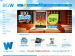 Big W Free postage over Easter