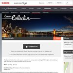 FREE Vivid Sydney Tour Plus 8GB SD Card PLUS FREE HIRE CAMERA & Photography by Canon Australia