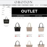 Oroton Outlet (Online and Factory Stores) 70% off