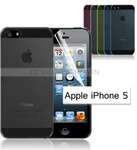 84% off Only $0.99 Get a Ultra Crystal Clear Thin Hard Case for Your iPhone 5 5S Free Shipping