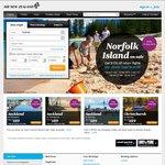 MEL/SYD-LAS $956/$972 MEL/SYD-SFO $1001/$1016 MEL/SYD-NYC $1283/$1299 Return Air New Zealand