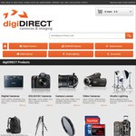 digiDIRECT 10% off Everything