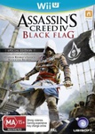 [Beat The Bomb] Wii U Assassins Creed 4 Black Flag and AC III A $8.88 Each + $2.95 Shipping