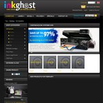 10% OFF All CISS Products at Inkghost - Discounted Continuous Ink Supply Systems