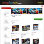 LEGO Star Wars Sale up to 40% at Shopforme