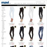 Mavi Jeans up to 70% off Selected Styles, Jeans & Chinos from $39.99