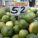 Whole Seedless Watermelon 49c or 5 for $2 @ Harbour Town Fruit Barn Gold Coast QLD