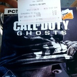 Call of Duty Ghosts PC $5 @ Target (in-Store Dandenong VIC)