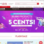 20000 Products Ea for $0.05 (USD)/$0.08 (AUD) Delivery Included - JD