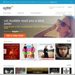 3 Months Audible Membership USD $0.99 (~AUD $1.4)/Month (Existing + New Members)